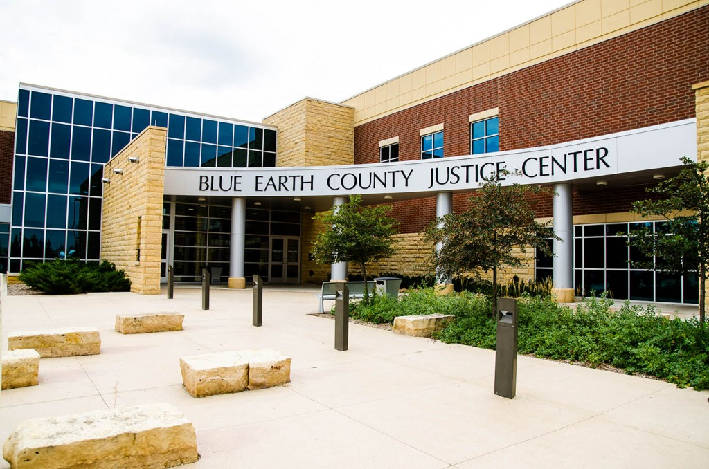 Blue Earth County Justice Center