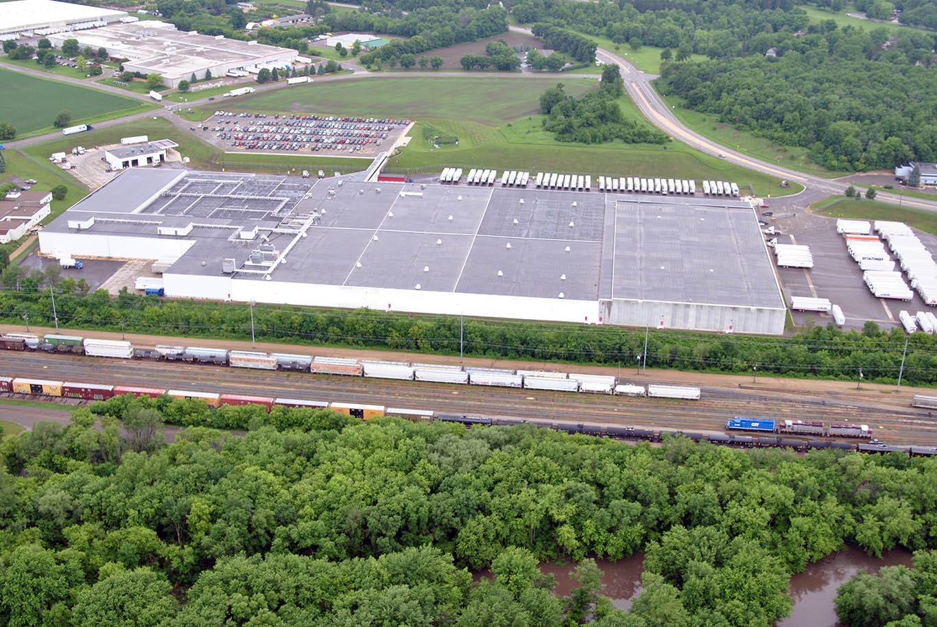 McLane Distribution Center