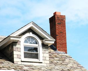 chimney cap installing and cleaning