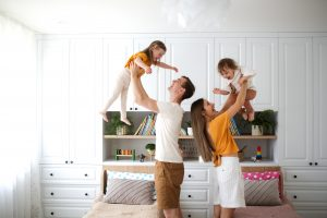 Clean Air Ducts & Safe Family