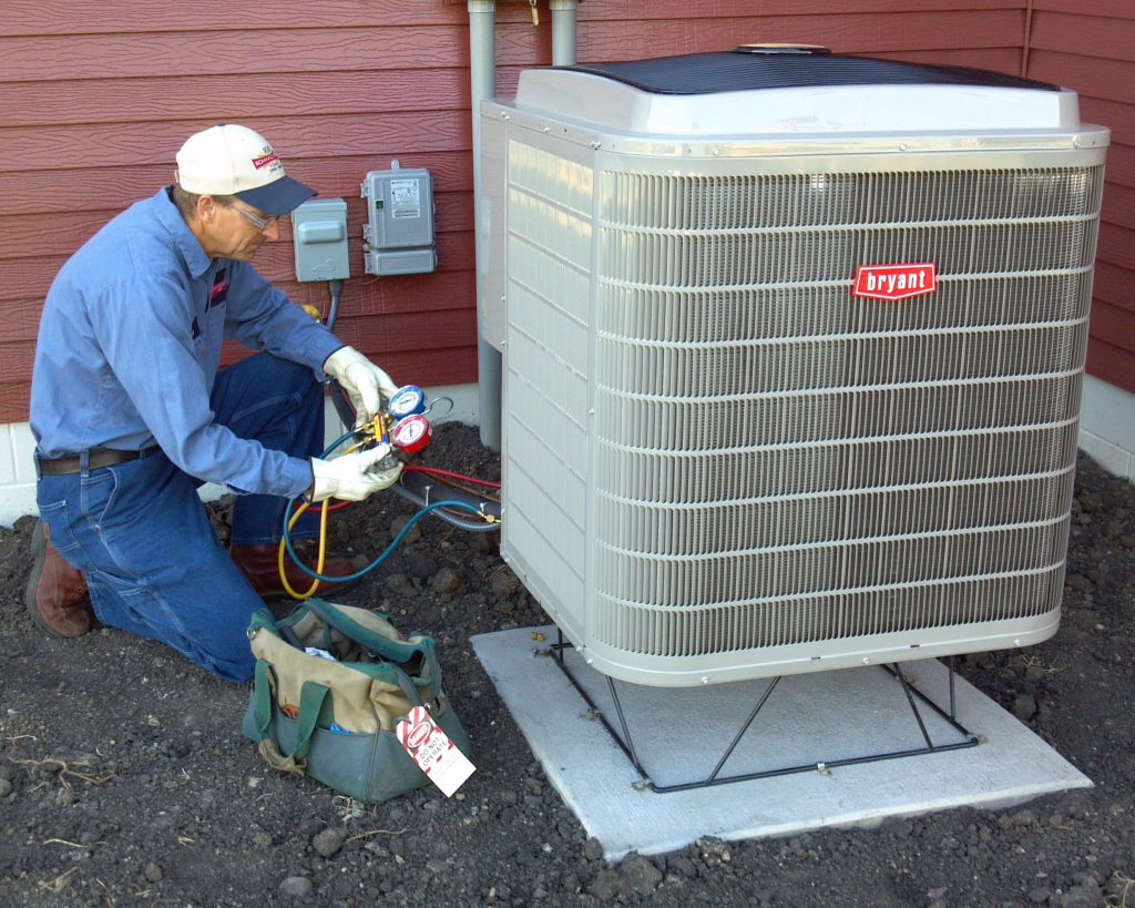 Schwickert's Residential heating and cooling (HVAC) Service
